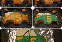 Luke's 3rd birthday / by Laura Cochran
