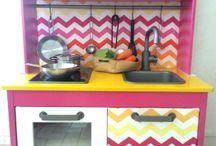 customisation cuisine ikéa enfant
