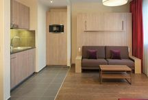 Apart hotel interior