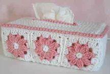 tissuebox crochet