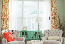 Cool Decor: Sitting Room