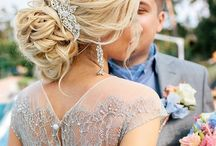 Wedding Hair Up High Brides
