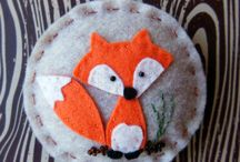 Acrylic Felt craft ideas
