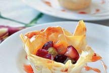 Tartlets & Snacks / Tartlets