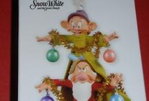 Love Hallmark Ornaments / by Marguerite Maloney
