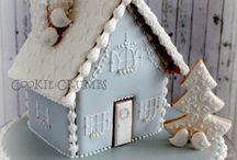 クリスマス  ジンジャーハウス