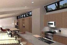 Domy koupaliště interiér