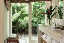 Bathrooms - beach style