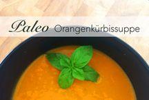 Herbstliche Suppen / Schnelle wärmende Suppen