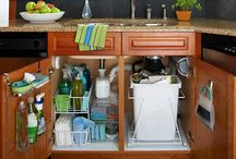 A Place for Everything / Home Organization / by Becky Smith