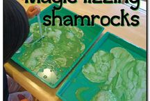 St. Patrick's Day Activities for Kids / by Jackie Higgins