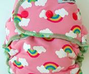 Diaper Stash / Cloth diapers in my stash / by Adriana Jakobsen