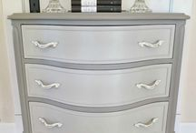 Annie Sloan Drawers