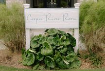 Cooper River Rooom Weddings / Weddings held at the Cooper River Room in Charleston, SC.