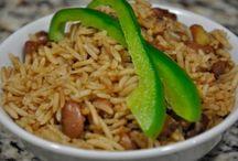 Haitian  and Caribbean Cuisine / by Ginna Germain Basile          (Mesuki58)