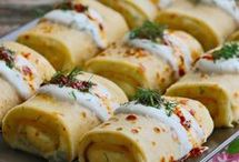 peynirli patetesli krep