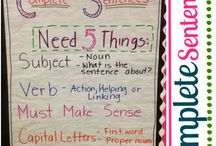 Anchor Charts / by Alicia Cardwell