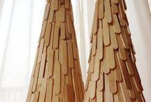 popsicle trees