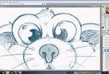 Sketches / Rund ums Zeichnen