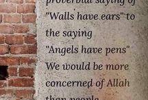 Islam - way to Allah