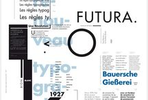 type speciment - gill sans