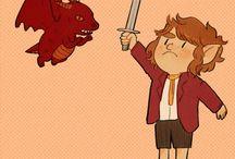 Hobbit LOTR :3