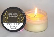 ~Winter Warmers~ / Keep snug in the cold with natural and healthy products! Add a few drops of essential oil to a burner, light aroma candles, sip hot tea and grab a book! And while you're at it, tuck into a jar of deliciously healthy nut butter..  mmmm Prevent dry, cracked skin with natural treatments too.