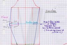 Patrons de couture -ραπτική - Sewing : manches, μανίκια, sleeves