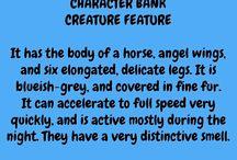 Creature Prompts