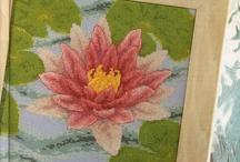 Water Lillies/Koi / by linda freytes