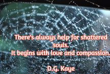 Quotes by D.G. Kaye / My quotes