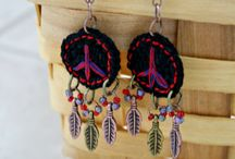 Jewelry hobby. / by Simply Done Crochet