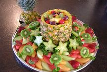 Salads & Fruit Creations!  / by Kathie Best Givens ~ My Country Heart ~