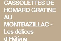 cassolette de langoustines