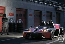 KTM / KTM Car Models
