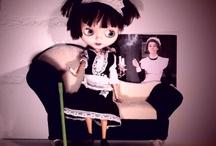 Blythe/Mary Mas M/custom/diy/creations / by Mary Mas M