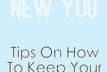 New Year, New You / Making your year better one pin at a time!  / by Wise Snacks