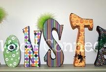 Crafts / DIY / by Tricia Snyder