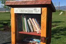 Little Library / Little Free Library Ideas