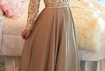 modest attire inspo / Modest & trendy dresses or certain designs for formal events