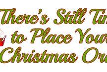 Christmas Shipping