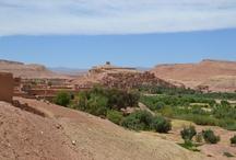 Ain Benhaddou / Ain Benhaddou - Maroko