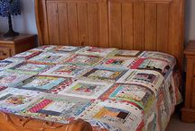 quilting / by Kathy Mower