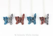 My Egyptian collection / Showcases my Egyptian collection - pendants handcrafted with polymer clay - available on my website.
