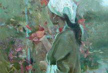 Painting | Johanna Harmon