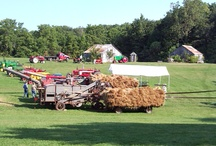 Heritage Farm Show / Join us for the Heritage Farm Show at the Backus-Page House Museum on September 14-15, 2013.  Threshing demos, antique equipment, barn displays, and much more.