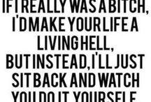 so ist das Leben:)