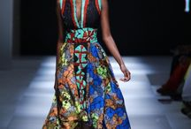 Fashion Africana! / Explosion of African Style!