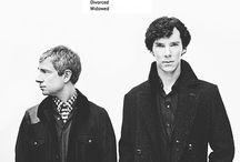 Sherlock/Johnlock / I'm not a psychopath, I'm a highly functioning sociopath. -Sherlock