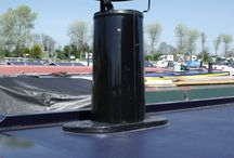 Chimneys and Flues / Narrowboat / Canal Boat - Chimneys and Flues